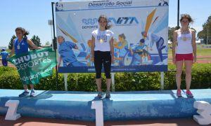 Duerto podio 300metros